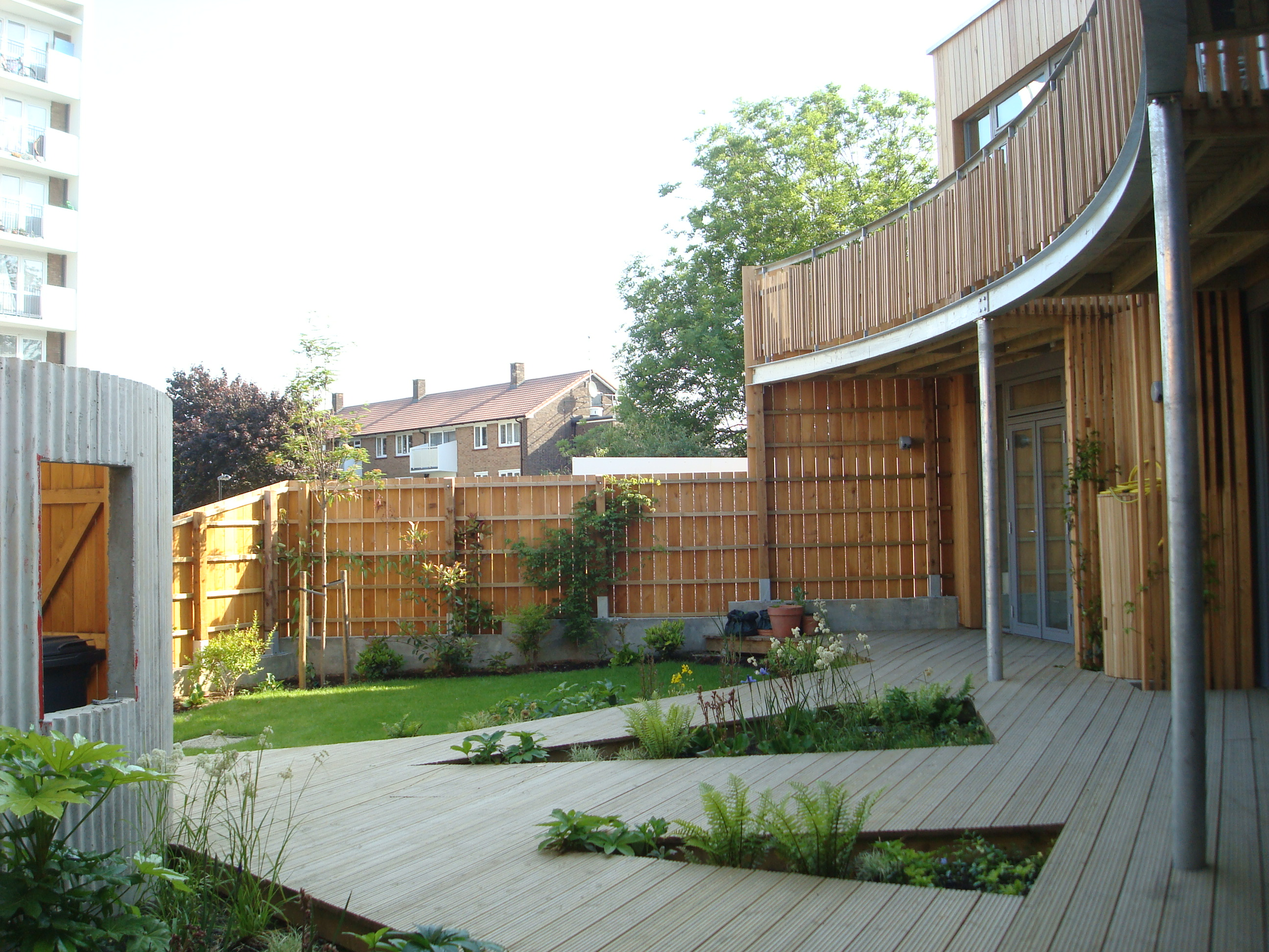 Eco friendly design by TBA Contractors